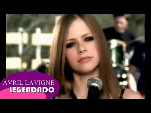 Avril Lavigne - My World (Legendado)