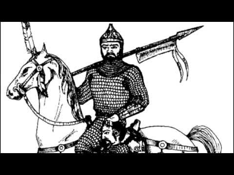 Who were the Khazars?
