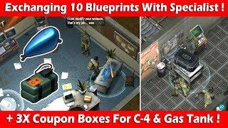 Video 3X Bunker Crates For C-4 & Gas Tank + 10 Blueprints Exchange! Last Day On Earth Survival download MP3, 3GP, MP4, WEBM, AVI, FLV Oktober 2018