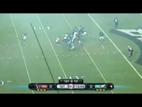 Eagles Def. Texans 34-24