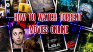 How to Watch Torrent Movies Online. No need to download it. | Techunter | HD