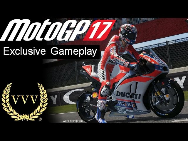 MotoGP 17 First Look Preview