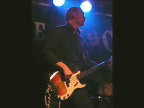 The Disciplines - Hand Of God (Live Helsinki 13-December-2007)