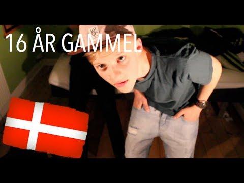 16 ÅR GAMMEL