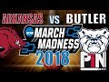 Arkansas Gets Butler In NCAA Tournament