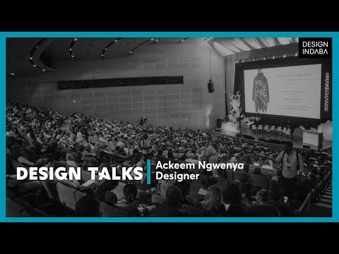 Ackeem Ngwenya on design for rural Africa