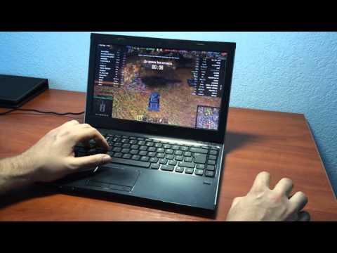 Обзор дешевый производительный ноутбук DELL Vostro V131 13.3 дюйма (+ игра WOT мир танков)