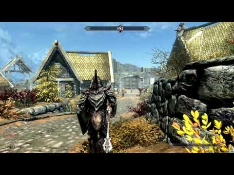 The Elder Scrolls V: Skyrim Special Edition | PC Gameplay | 1080p HD | Max Settings
