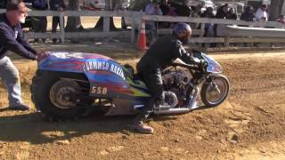 Top Fuel Motorcycle Dirt Drags Continues thumbnail