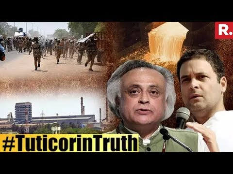 Tuticorin Truth Exposed By Republic TV | EXCLUSIVE