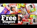 COUPONING 101 & HOW TO COUPON FOR FREE DIAPERS!!