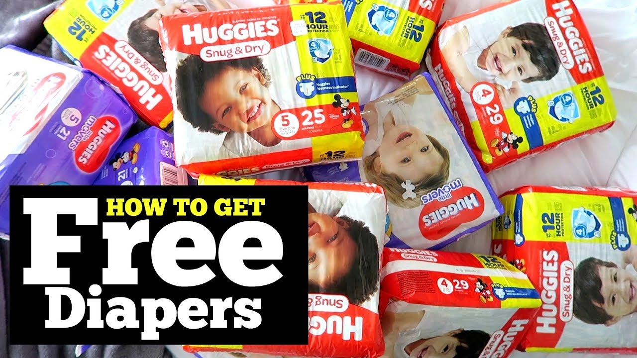 Couponing 101 How To Coupon For Free Diapers Youtube