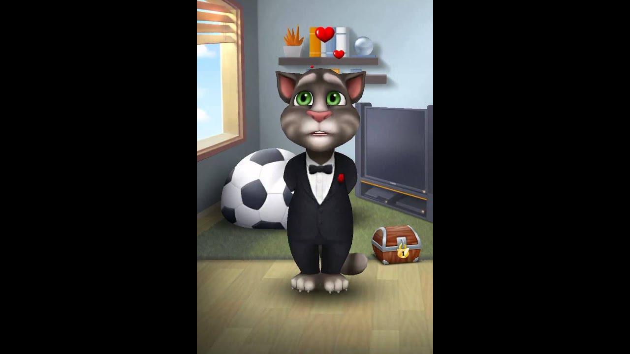 My Talking Tom El gato tom cantando el taxi  YouTube