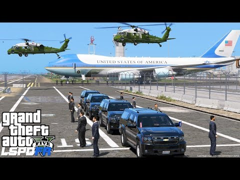 gta-5-presidential-mod-|-marine-one-helicopter-transporting-president-trump-to-air-force-one