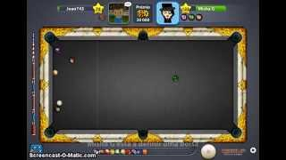 Playing with Misha G - 8 Ball Pool