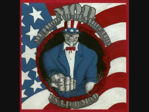 M.O.D. - Aren't You Hungry
