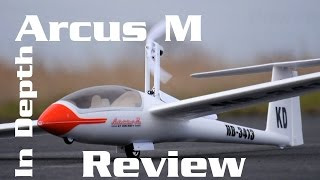 ST Models Arcus M build & flight review | HobbyView