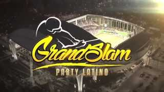 Grand Slam Party Latino 2015