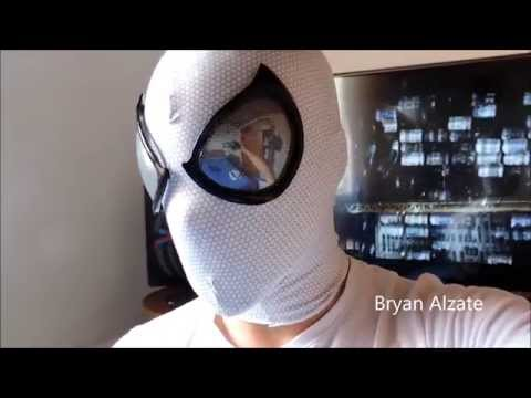 spiderman Future Foundation cosplay mask ✔