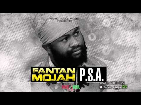 Fantan Mojah - P.S.A.
