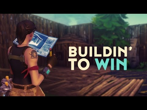 Buildin' to Win (Fortnite Battle Royale)
