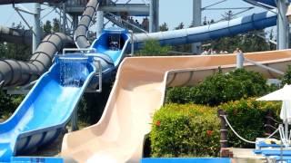 аквапарк в лимассоле видео