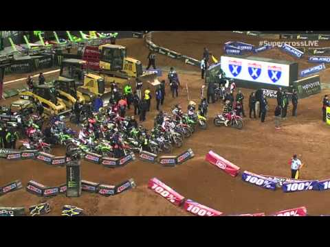 2015 Race Day LIVE presented by: AMSOIL from Round 8: Atlanta (Part 1)