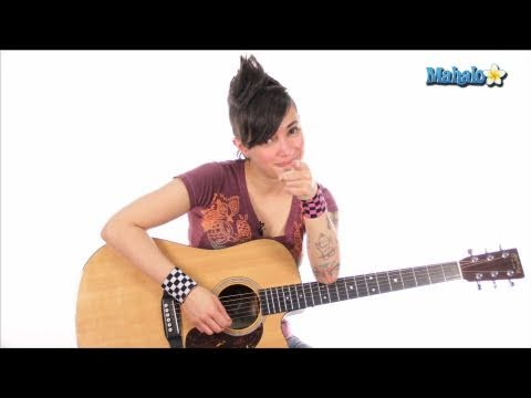how to play beggin on guitar