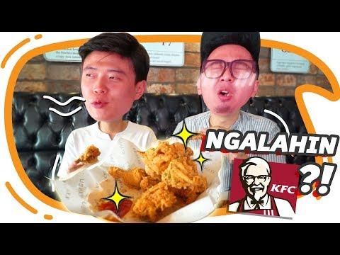APA!?? AYAM YANG LEBIH ENAK DARI KFC !? With Korea Reomit