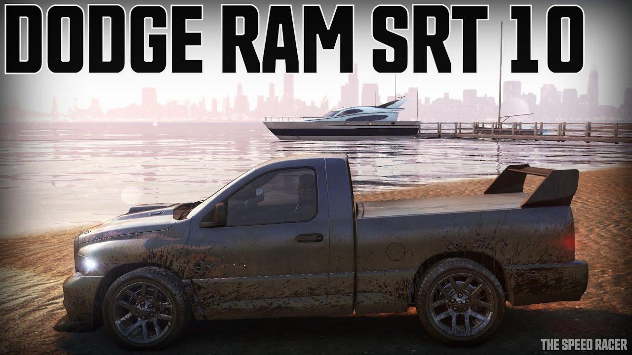 The Crew Dodge Ram SRT 10 Car Wash Just For Fun
