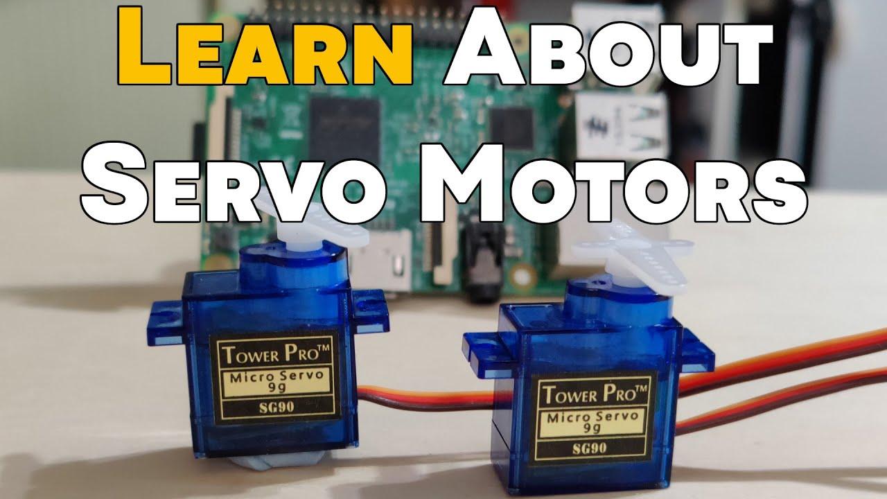 Raspberry Pi Servo Motor Control - No Jitter!