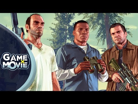 GRAND THEFT AUTO V - LE FILM COMPLET (GAME MOVIE) thumbnail
