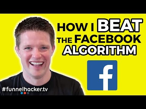 3 steps to beating The Facebook algorithm change 2018