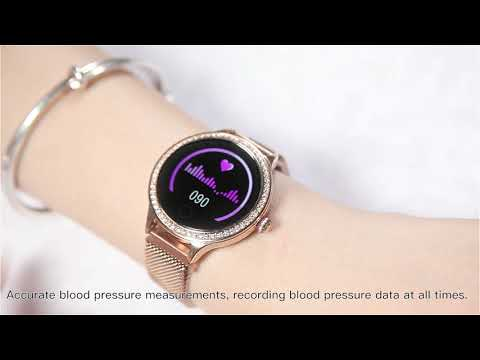 Fashion M8 Sport Smart Watch For Women IP68 Waterproof Bracelet For Ladies