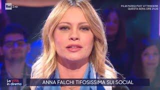 Anna Falchi, Passione E Fascino   La Vita In Diretta 10/12/2019