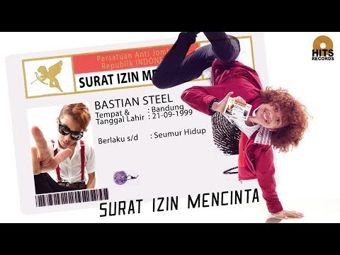 Bastian Steel - SIM (Surat Izin Mencinta) | [Official Lirik Video]