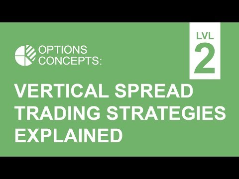 Vertical Spread Trading Strategies Explained