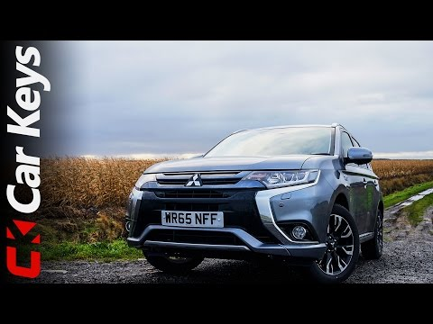 Mitsubishi Outlander PHEV 2016 review - Car Keys