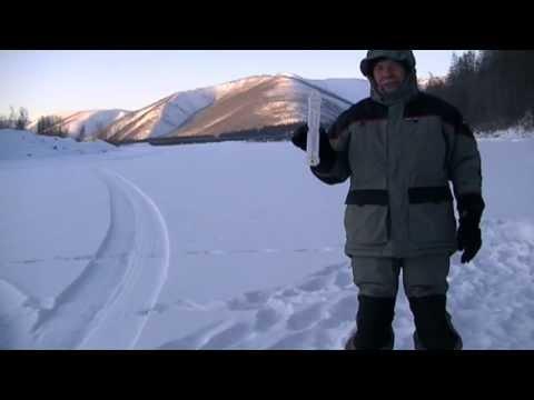 видео: И костюм, и сапоги пригодны для эксплуатации при температуре -40c