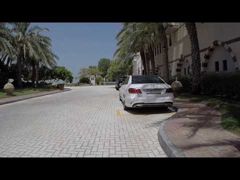 Dubai, UAE - Drive from Zabeel Saray The Palm to The Walk at Jumeirah Beach Residence - HD Quality