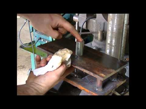 Pipe Notching Jig For Your Drill Press from YouTube · Duration:  11 minutes 7 seconds