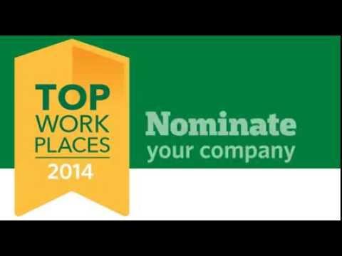 Star Tribune Top WorkPlaces 2014