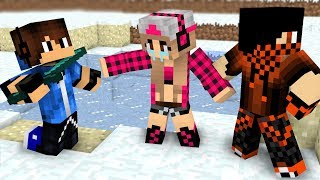 Cute girl life 5 - ZooZoo Minecraft animations