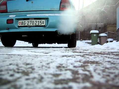 Cold Start With Bleu White Smoke Doovi