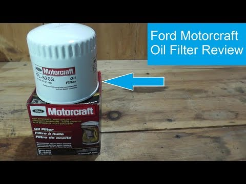 ford-motorcraft-oil-filter-review