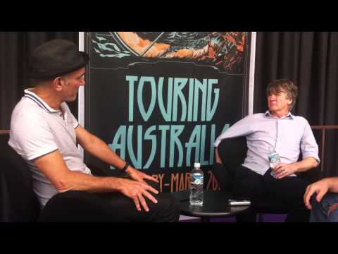 Paul Kelly and Neil Finn Talk About Writing Songs