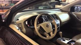 Nissan Murano + Pandora 3910 + Evo-All