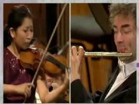 Mayu Kishima | Brahms Violin Concerto | 1st Mvt | Queen Elisabeth Violin Comp | 1 of 3 | 2009