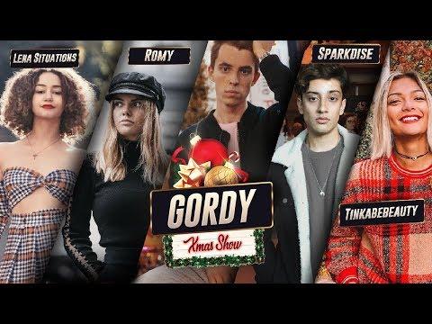 Gordy Xmas Show avec Romy, Lena Situations, Sparkdise & Tinkabebeauty