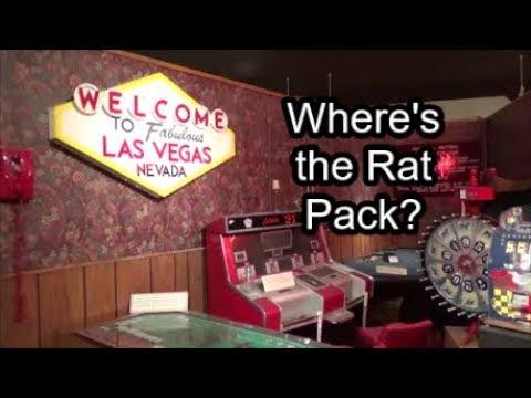 Historic Las Vegas, Nevada At The Clark County Museum